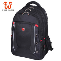 Free shipping for Horse casual backpack travel backpack laptop backpack sports backpack