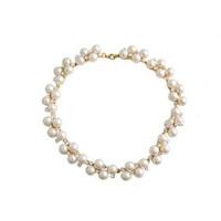K110 accessories short design necklace qihii romantic pearl Women fashion