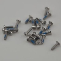Free shipping for iPhone 4G Bottom Screws original one set (2pcs)
