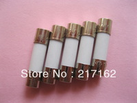 50 Pcs Slow Blow Ceramic Fuses 2.5A T2.5A 250V 5mm x 20mm HOT Sale