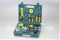 Rio Tinto Tools 12pc boutique household tools metal toolbox