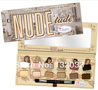 Free Shipping New Arrival NUDE tude 12 Color Eyeshadow Palette 11.08g(1pcs/lot)