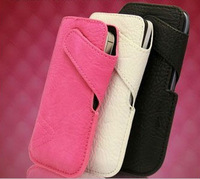 1pcs broadside open mouth Leather Pouch Case Bag for jiayu g3 cover Cell Phone + (HongKong Post Air Mail Have a tracking number)