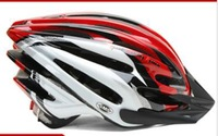 Authentic SMS bicycle helmet unibody ultralight skeleton safety hat TS - 5 7color free shipping