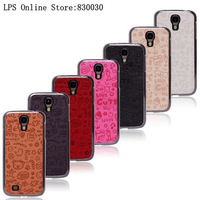 3pcs/lot Newest! Free Shipping WholesaleLittle witch veneer  Case for apple iPhone 4/4s/5,many design,high quality