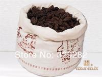 1000G Mellow Taste,old year MengHai LaoCha Tou,loose puer tea, Ripe Puerh Tea, Free Shipping