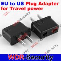 20pcs EU to US Plug Adapter for travel Adapter EU to US Converter
