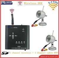 New mini wireless camera kit cmos Camera for CCTV Security surveillance cam DVR