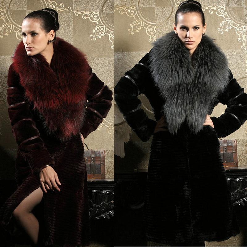 2013 Women's Real Rex Rabbit Fur