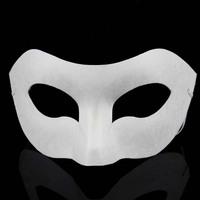 Eco-friendly pulp mask white mask diy doodle mask  ,free shipping