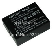 For Panasonic Camera Battery 1800mAh DMW-BLC12 Li-ion