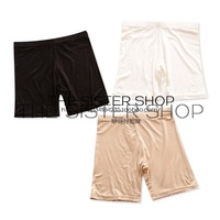 Three-dimensional ! 2013 safety pants soft breathable legging shorts plus size