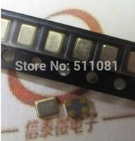 Free Shopping 100PCS 25MHz 25.000MHz 3.2x2.5 3225 4 feet passive SMD quartz crystal oscillator