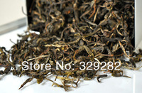 500g Suprem Big leaves loose Pu'er tea, raw pu erh tea Menghai ecological tea yunnan puer free shipping
