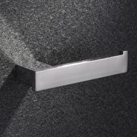 Promotion  sus304 stainless steel Paper holder  Napkin  Holder Flat Shape Super Design Bathroom Accessories