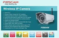 Foscam FI8904W 2 PACK Wireless/Outdoor IP Camera FREE SUPPORT & 1 YEAR WARRANTY outdoor waterproof Camera