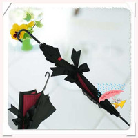 Export umbrella lace bow umbrella black umbrella automatic umbrella