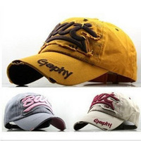 Fashion Bat sun-shading casual baseball cap outdoor male women's hat Wholesale Free shipping