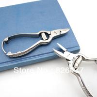 On Sales!! 10 pcs/ Lot nail clipper plier scissors dead skin manicure knife Special cutter for paronychia Cuticle Nipper tweezer