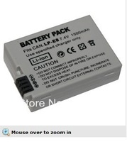 1PC High Quality OEM Rechargeable Battery For CANON LP-E8 Digital Rebel T2i EOS 550D Camera Free shipping
