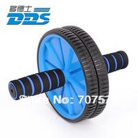 Carthan ab abdominal wheel round thin waist roller two-wheel ab fitness equipment mute