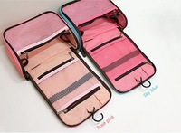 Free shipping 1pcs/lot  Women's Comestic Bag Multipurpose make up organizer