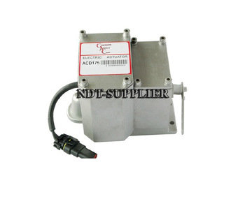 Brand New External Electronic Actuator ACD175 ACD175A-12V Generator Genset Controller