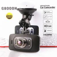 "Car DVR camera Blackview G8000H Car Video Registrar with 170 Degree View Angle 2.7"" LCD 4 IR LED Night Vision car black box DVR"