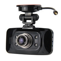 Free shipping GS8000 car dvr camera hd 1080p recorder night vision 2.7inch (1920*1080) 170 degrees wide Angle GPS DVR G-Sensor