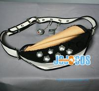 Btooom waist pack customize cos props