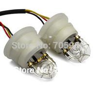 Free shipping Car spiral tube flash lamp high power fog lamp u flash lamp Multi-Function Adjustable Warning Strobe Light