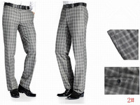 Western Style Best Selling Men's Fashion Suit Pants Brand Names 2013