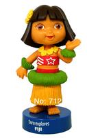 Free Shipping New year gift hot-selling dora doll dolls dora explorer doll cartoon anime figure  girl game