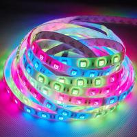 led lamp strip Colorful smd 5050 smd light beads led lights with led strip  5m/reel