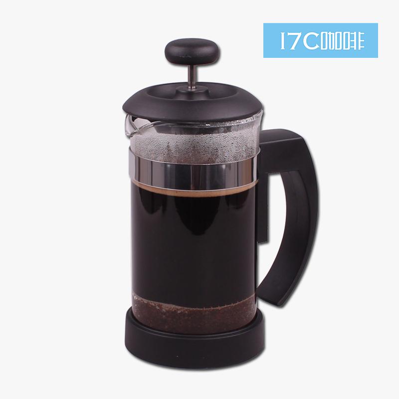 Glass Teapot Coffee Maker : 17c-method-pressure-pot-coffee-pot-glass-french-press-coffee-pot-coffee-pot-tea-maker.jpg