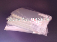 For Apple iPhone 5 5G With OPP Bag Only 20000pcs Transparent Clear Front LCD Screen Protector Guard Film Free Shipping Fedex