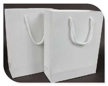 Custom Printed Paper Bags /Shopping Bag/Apparel Packaging/Print Your Store/Brand Logo/ MOQ is 500pcs/ Size 15x7x21cm