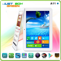 Wholesale! Quad Core 10.1inch IPS Screen Android 4.1 RAM 2GB 16GB Teclast A11 Tablet pc WIFI HDMI G-sensor