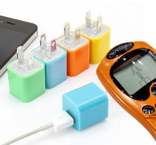 adaptor Power Converters/adapters Digital meridian massage instrument usb power supply converter usb socket plug(China (Mainland))
