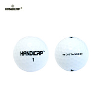 Handicap golf ball 332 high-elastic ball