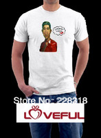 "New Free Shipping Six Friends Fashion Quality ""You are my lobster --Ross"" T-shirt ---Loveful"