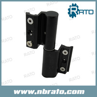 Black Window Pivot Hinge Part for Aluminium Window