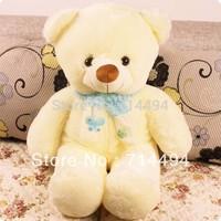 50cm Birthday gift teddy bear plush toy bear doll baby bear Christmas gift free shipping