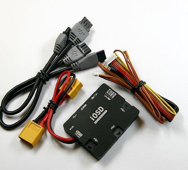 Запчасти и Аксессуары для радиоуправляемых игрушек IOSD WKM