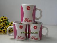 Small porcelain mug child cup ceramic mug coffee cup gift cup