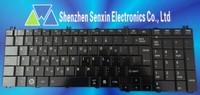 Greek keyboard for TOSHIBA Satellite C650 C655 L650  L655 L670 L675 L750 L660 C660 T350 B350 L775 C665.