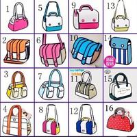 3d cartoons camera top bag one shoulder handbag general bags 3d bags gismo cartoon more than 16 styles to choose