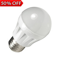 Better led chip,better led driver,5W led bulbs,AC220v,cool white warm white color