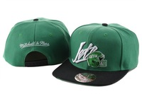 Jets baseball cap , basketball cap , flat -brimmed hat , hip-hop hat