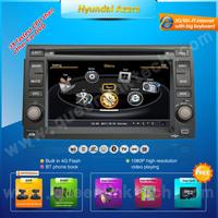 3G 6.2'' Hyundai Azera Car DVD Player,AutoRadio,GPS,Navi,Multimedia,Radio,Ipod,DVR,Free camera+Free shipping+Free map
